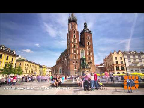 Kraków – City made of moments