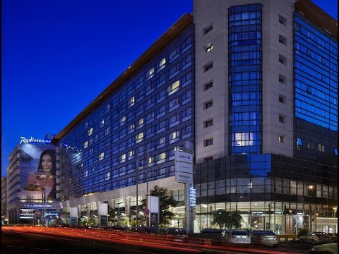 Radisson Blu Hotel Bucharest, Bucharest, Romania