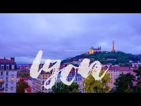 PORTRAITS OF LYON | FRANCE