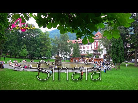 Sinaia, Romania 4K travel guide bluemaxbg.com