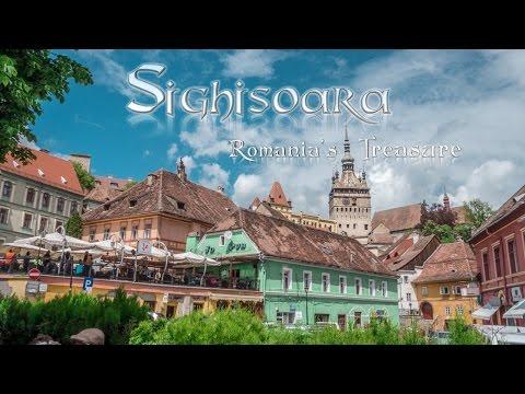 Sighisoara - Romania's Treasure | Timelapse & Hyperlapse Movie