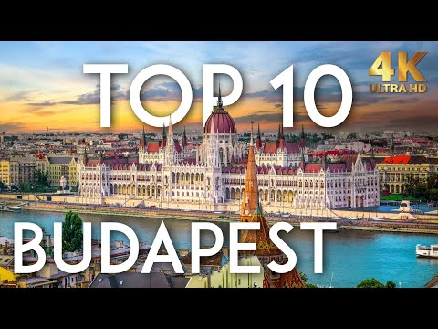 TOP 10 Things to do in BUDAPEST in 2020   Hungary Travel Guide in 4K