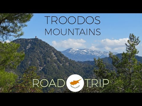 Troodos Mountains, Cyprus 2017 🇨🇾