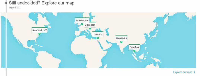 מפה של סקייסקנר
