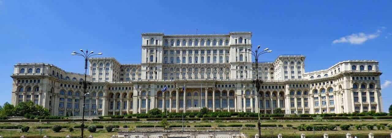 ארמון הפרלמנט בוקרשט
