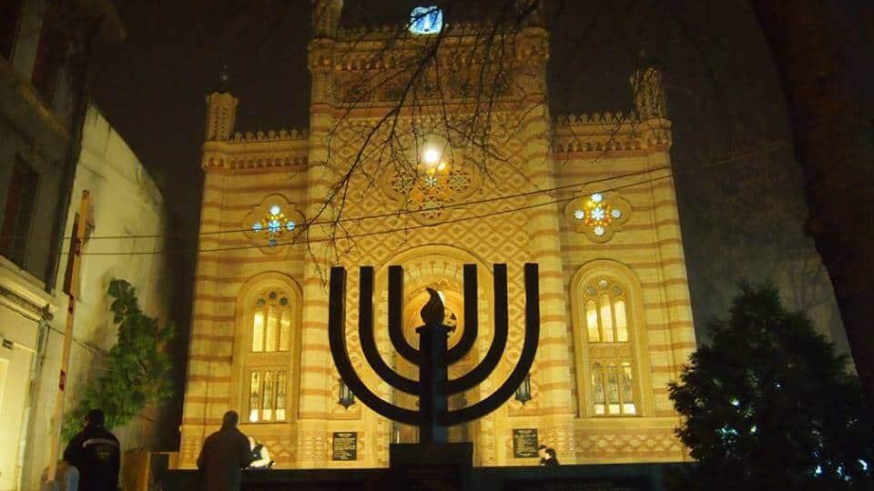 בית הכנסת הקוראלי בוקרשט