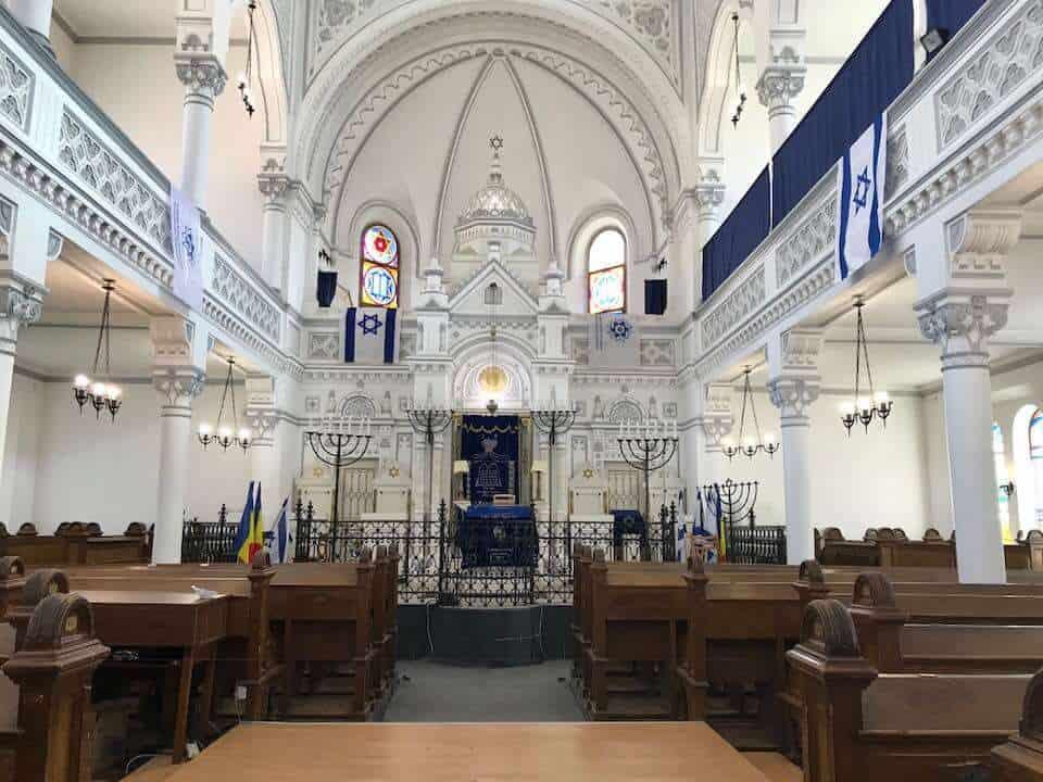 בית הכנסת של בראשוב
