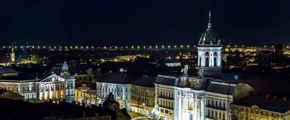 אראד רומניה