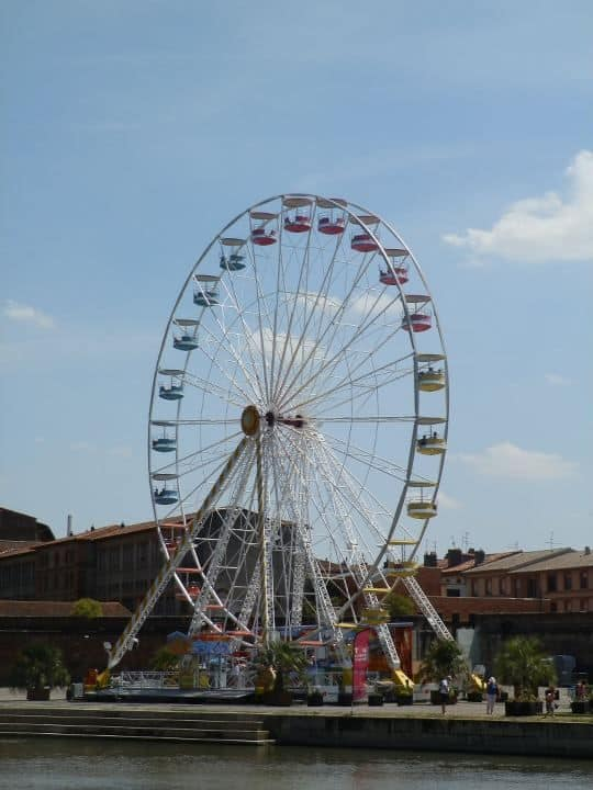 גלגל ענק של טולוז