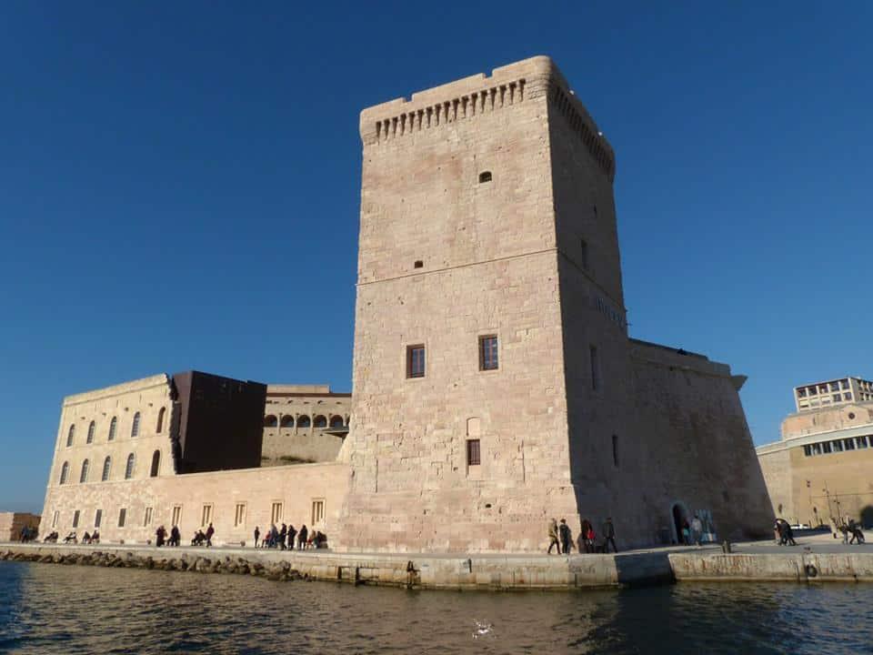 מוזיאון MuCEM ומצודת סן ז'אן