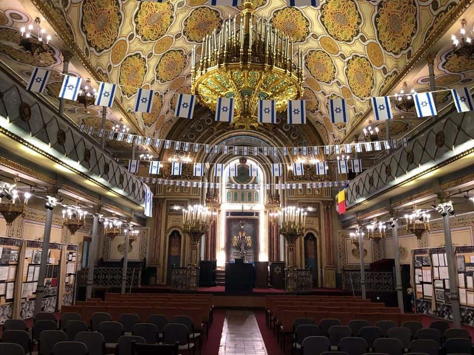 בית הכנסת של בןקרשט