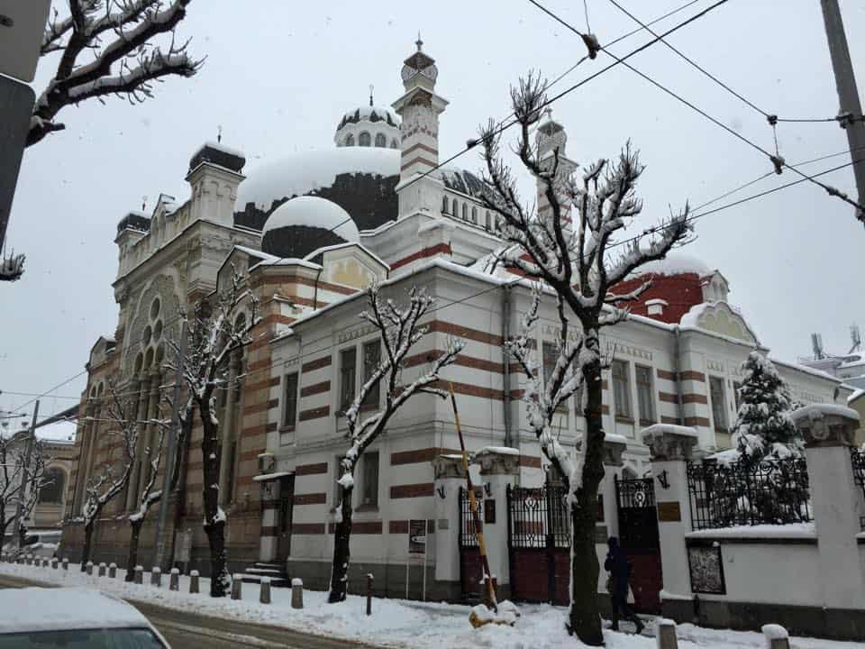בית הכנסת הגדול של סופיה