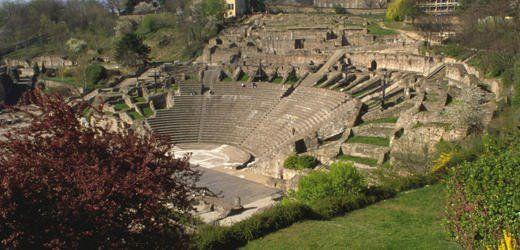 התיאטרון הרומי של ליון