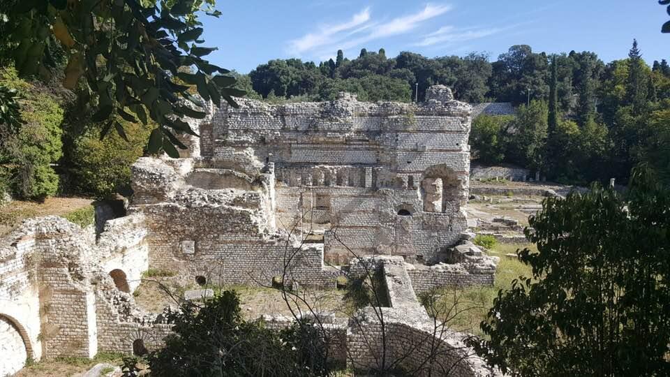 המוזיאון הארכיאולוגי Cemenelum