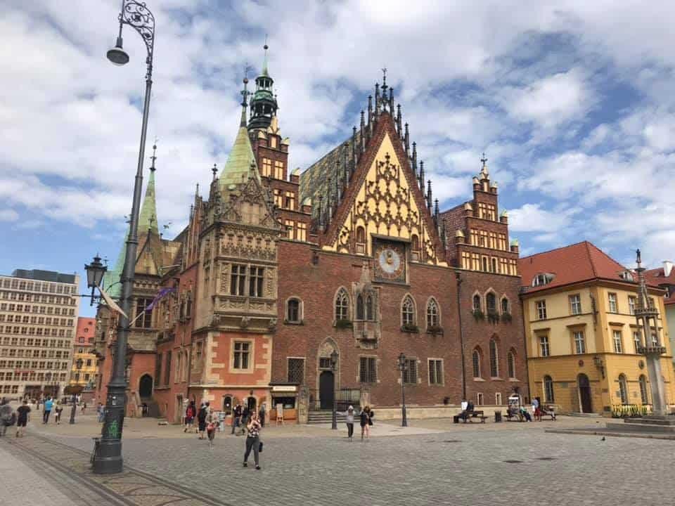 בית העירייה ורוצלב