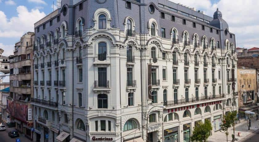מלון צימאגו בוקרשט