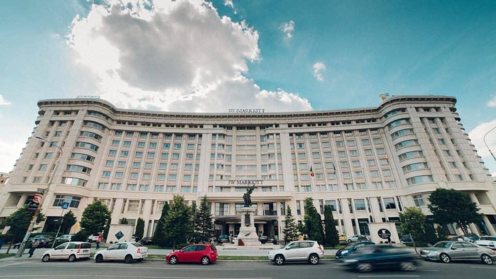 מלון מריוט בוקרשט