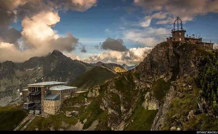 הר Kasprowy Wierch