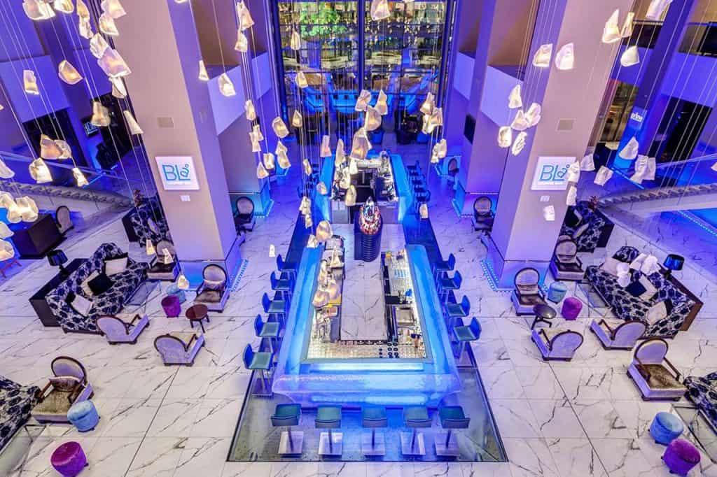 מלון רדיסון בלו בוקרשט -- סקירה וחוות דעת