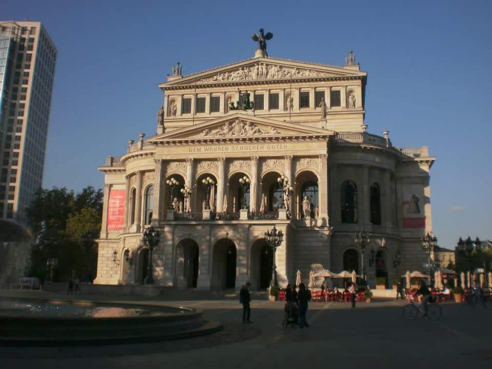 בית האופרה הישן