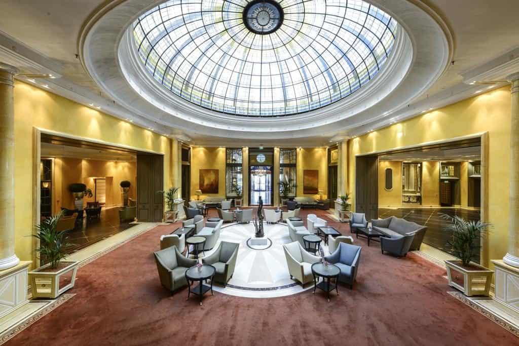 מלון Bayerischer Hof מינכן