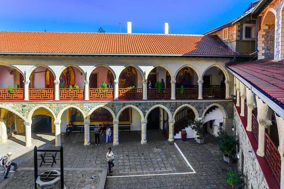 מנזר Kykkos