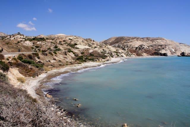 חוף אפרודיטה בפאפוס