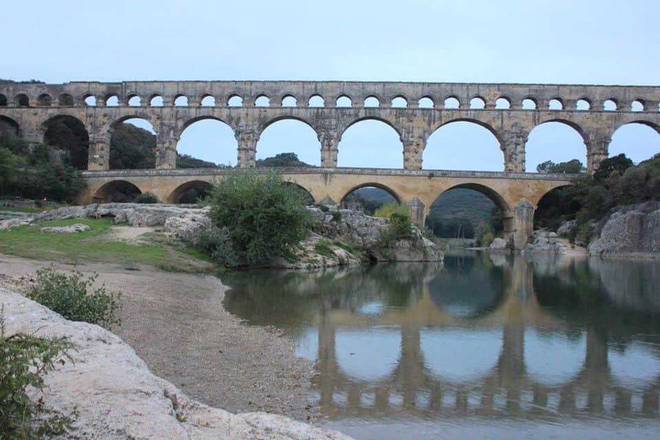 גשר Pont du Gard