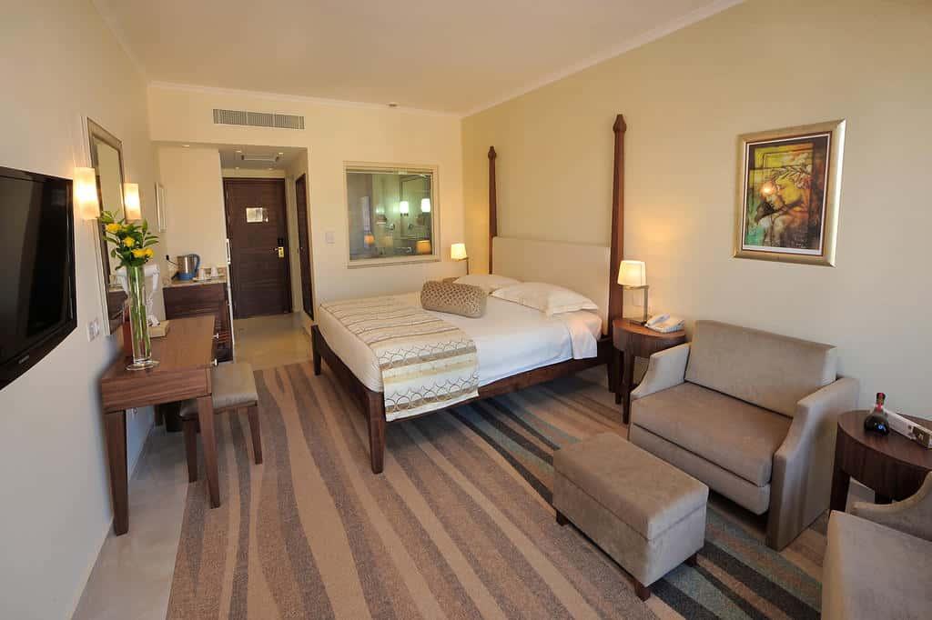 חדר במלון אלכסנדר