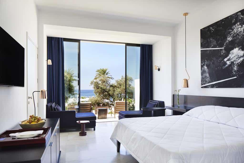 חדר במלון אלמירה