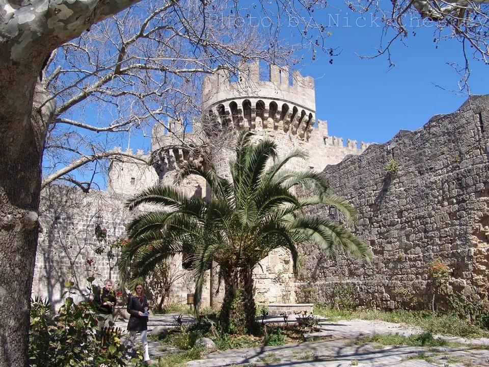 העיר העתיקה רודוס