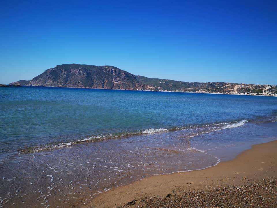 חוף Agios Stefanos