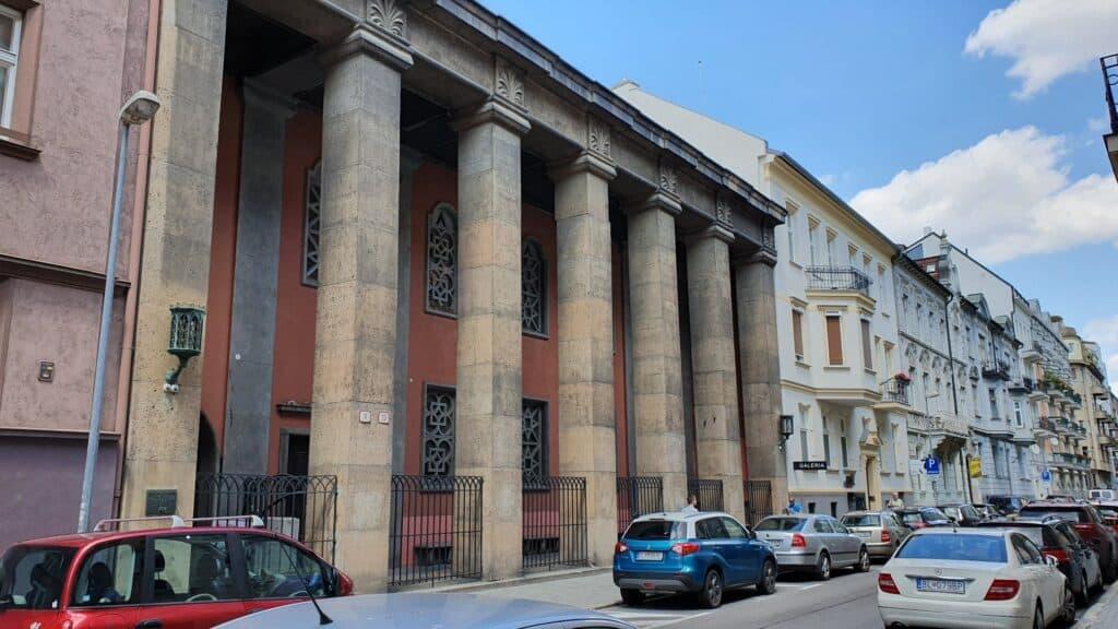בית הכנסת בברטיסלבה