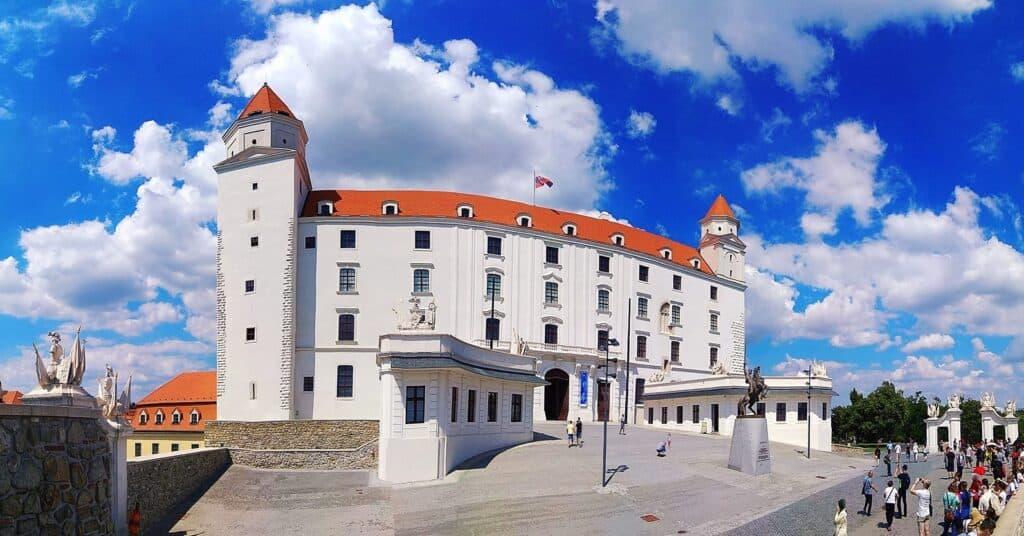 הטירה של ברטיסלבה
