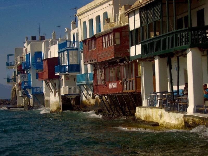 ונציה הקטנה מיקונוס