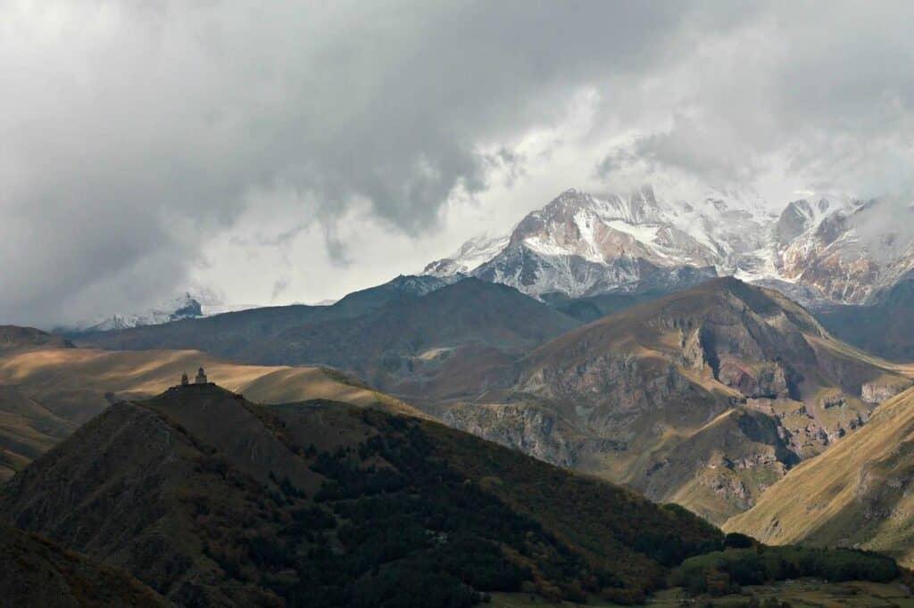 הר קזבק גאורגיה